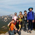 [언니네트레킹] 10월 북한산 비봉 등산 후기