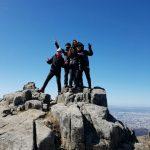 [언니네트레킹] 설날 맞이 광주 무등산 등반